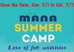 Mana chicago camp